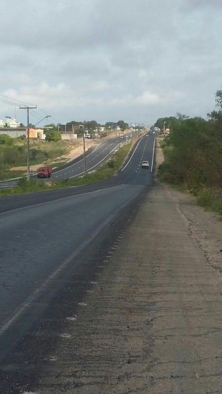 Restauração do acesso norte ao aeroporto de São Gonçalo do Amarante será retomada na próxima semana
