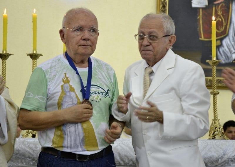 Câmara de Natal homenageia padre Agustin