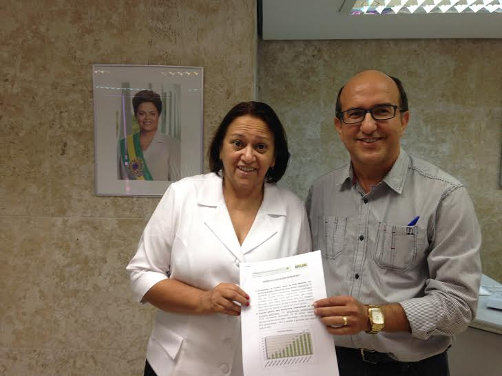 Senadora destaca ampliação de investimentos a agricultores do RN