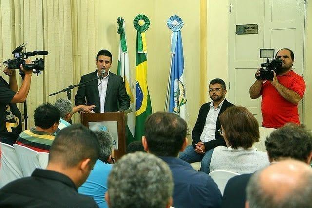 Prefeito de Mossoró lidera rejeição, índice chega 53,12%