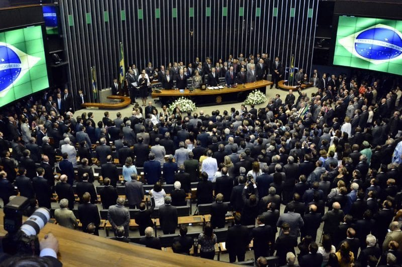 """Partidos """"nanicos"""" também devem romper com Dilma"""