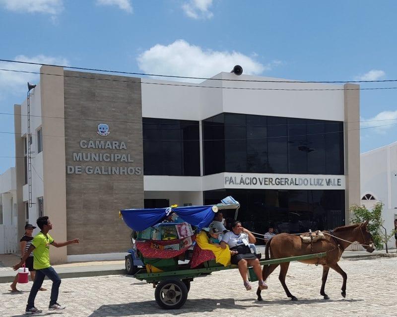 Câmara de Vereadores de Galinhos investiga cheques sem fundos emitidos pela prefeitura
