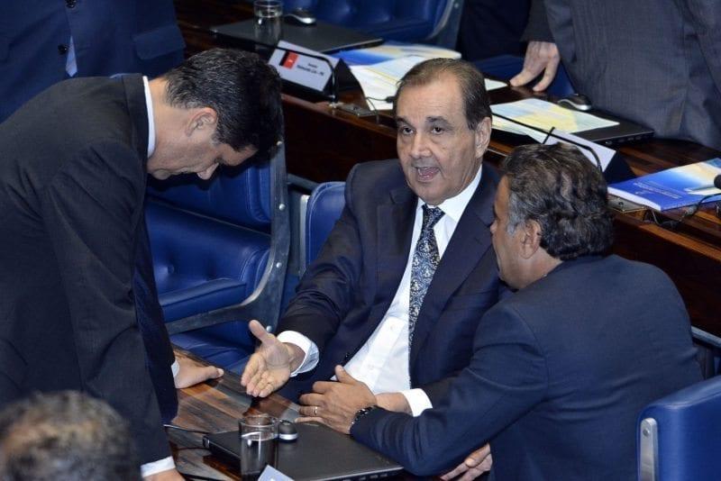 Senador José Agripino é o novo líder da oposição no Senado