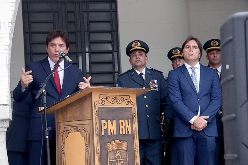 * RN será um dos primeiros Estados beneficiados com o Plano Nacional de Segurança Pública.