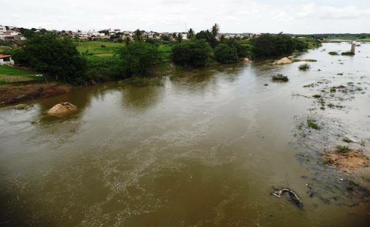 Com o janeiro mais chuvoso desde 2011, metade dos reservatórios toma água no RN