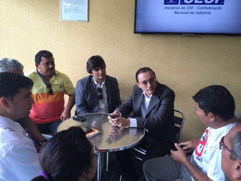 Reunião discute questões sobre a regularização das cinquentinhas