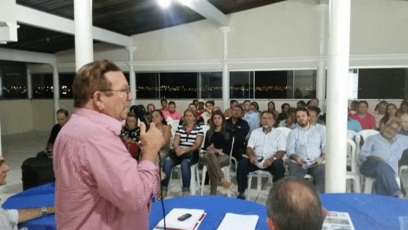 Prefeito Jaime Calado retoma reuniões do Plano São Gonçalo 2026
