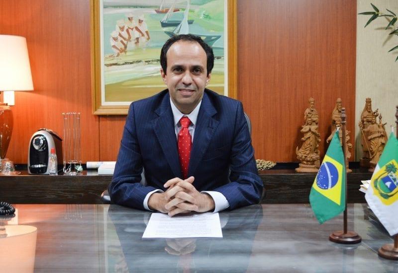 Vice-governador Fábio Dantas assumirá a gestão por sete dias