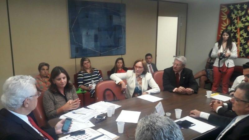 Deputada Zenaide Maia integra Grupo que discute tratamento com novo componente contra o câncer