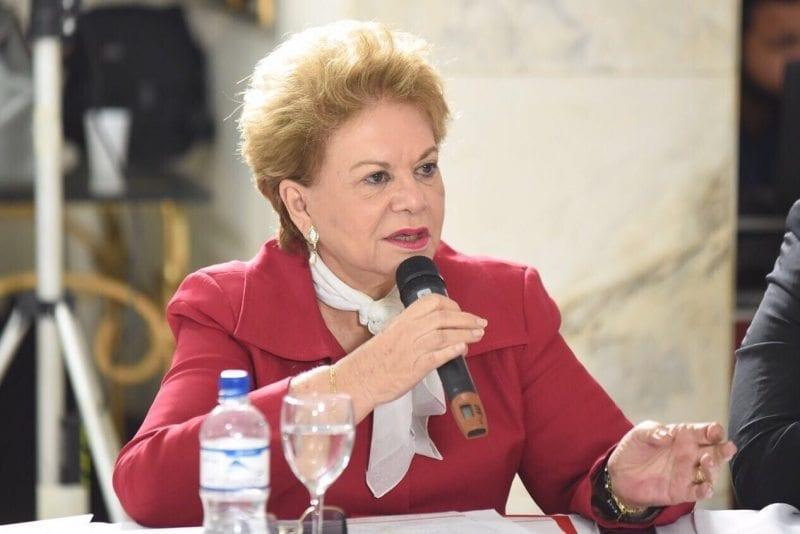 No ato de filiação do PT do B, Wilma de Faria admite que poderá ser candidata a vereadora ou prefeita de Natal