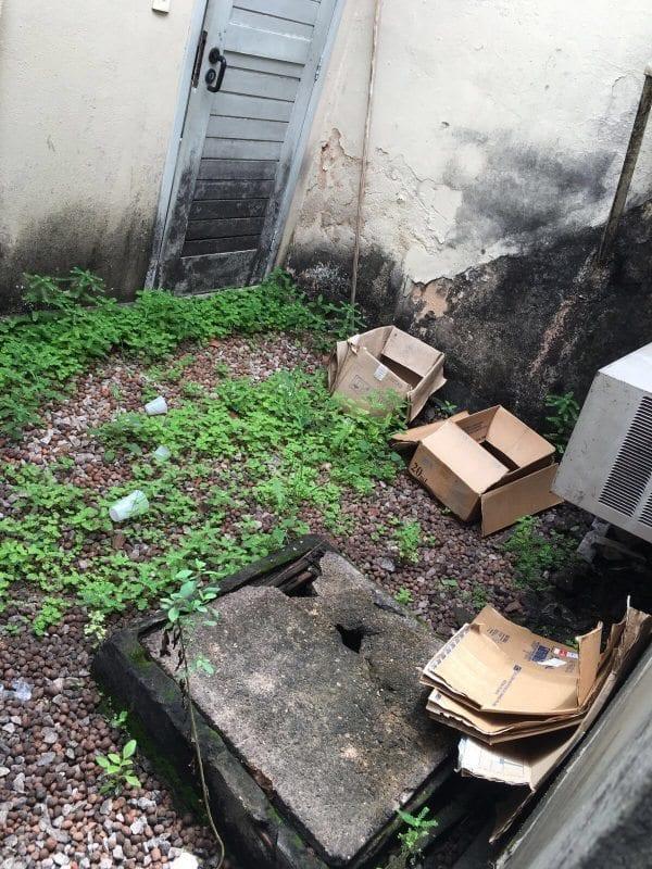 Funcionários terceirizados do Hospital Santa Catarina paralisam atividades