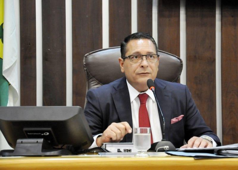Presidente da Assembleia promulga lei que institui Boletim Legislativo Eletrônico