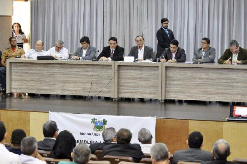 Reativação do aeroporto de Mossoró foi debatida nesta segunda-feira