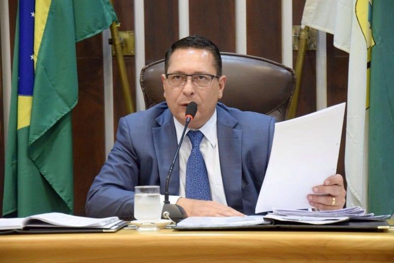 """""""Modernização do Legislativo será prioridade"""", destaca presidente da Assembleia do RN"""