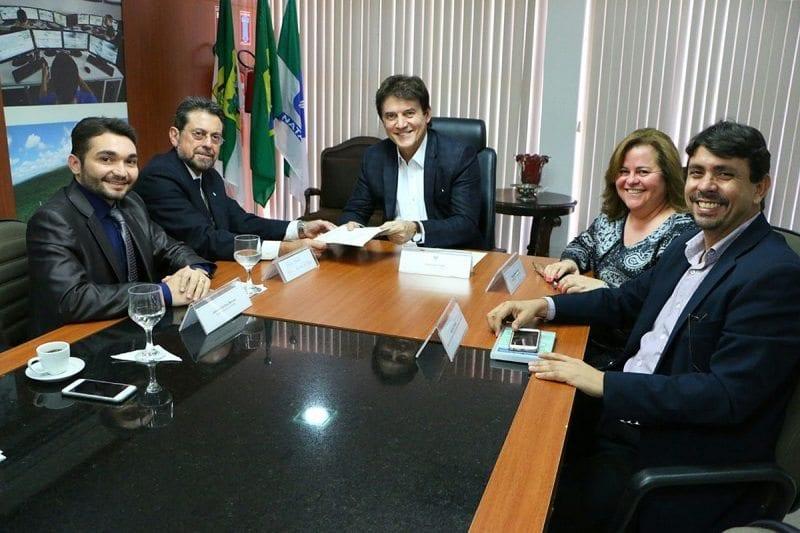 Governo assina contrato com a ANA para avaliar águas do RN