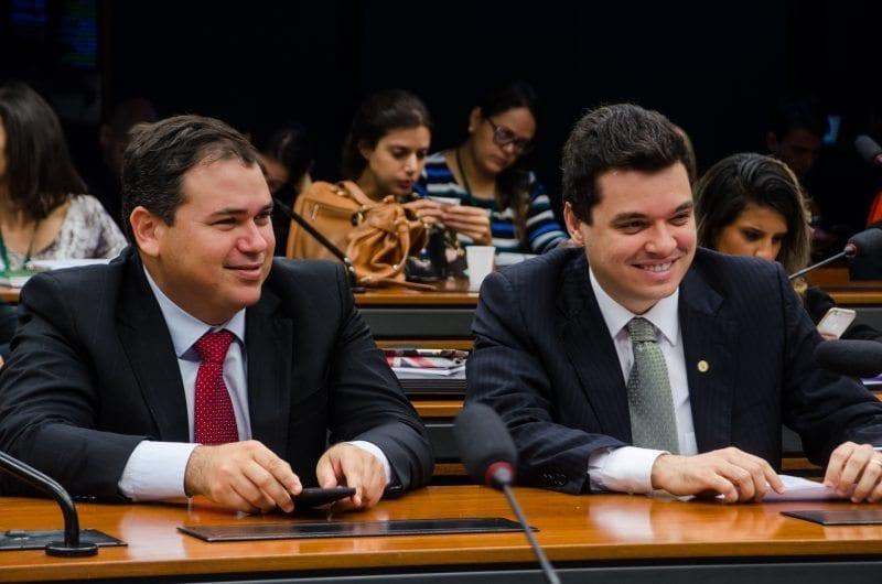 Deputados Beto Rosado, Walter Alves e Rogério Marinho estão na Comissão do Pré-Sal