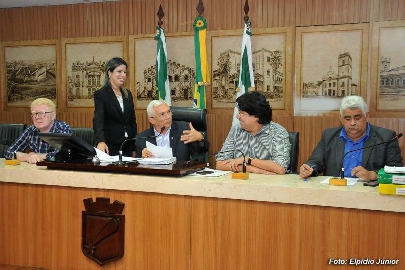 Comissões da Câmara de Natal elegem novos presidentes