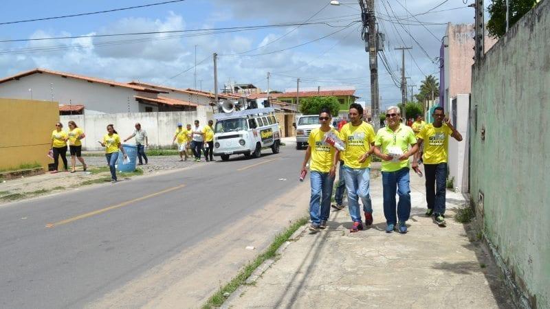 Câmara Municipal de Parnamirim realiza Dia D de combate ao mosquito aedes aegypti