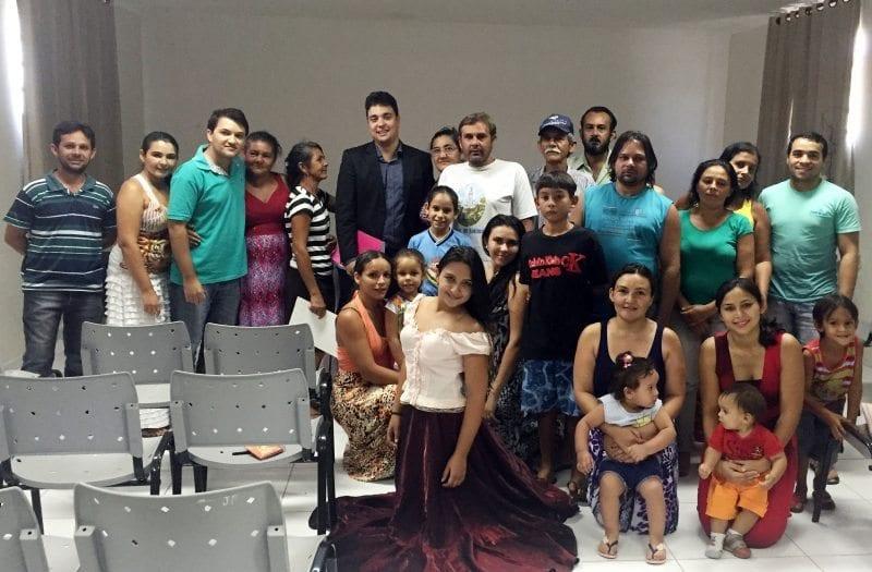 MPF se reúne com comunidade cigana de Equador/RN