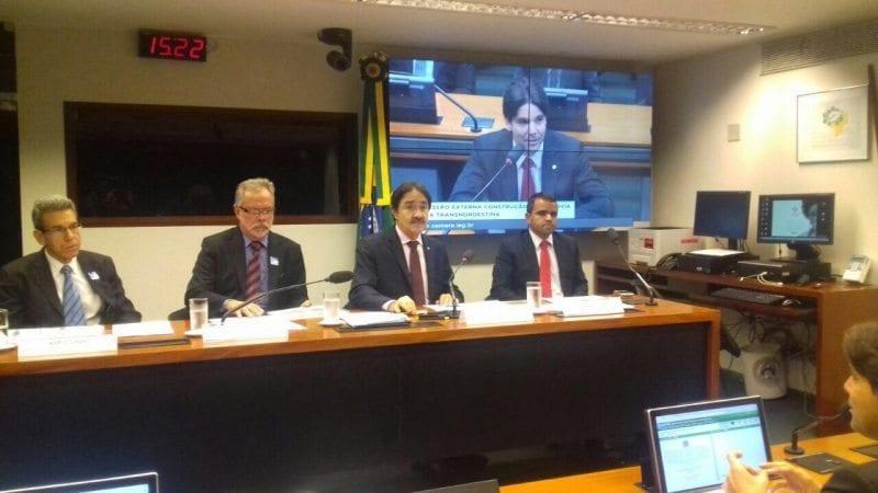 Deputado Felipe Maia pede para RN ser incluído na Transnordestina