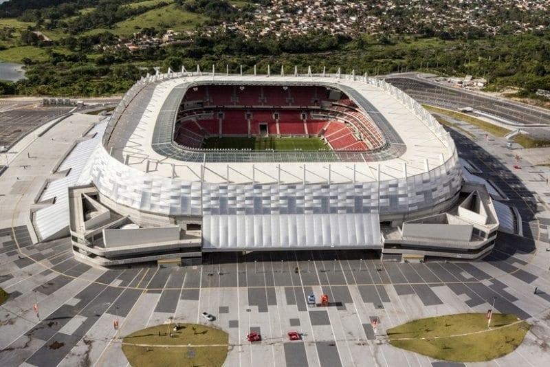 Governo do Estado rompeu com Arena Pernambuco
