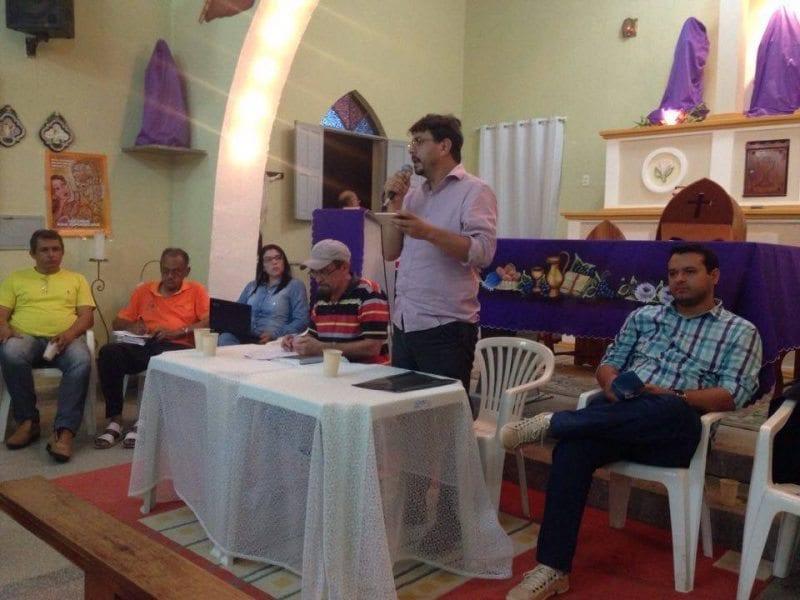 Semarh se reúne com movimento de Oiticica para repassar andamento das obras sociais