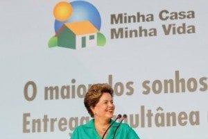 Nós vamos pagar o pato, diz Dilma sobre cortes