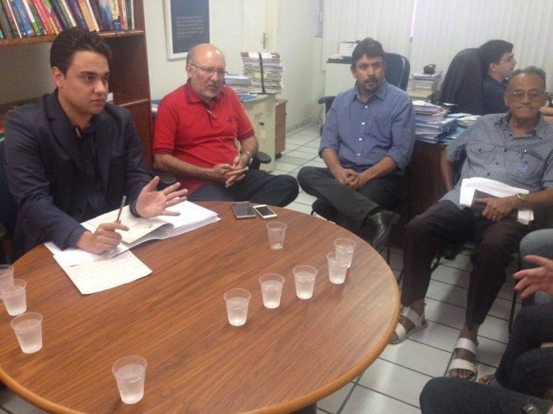 Semarh e PGE se reúnem com MPF para nivelar informações sobre Oiticica