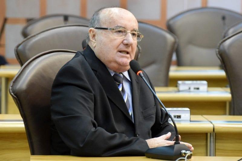 Deputado José Dias solicita dia de ação social no município de Lagoa Salgada