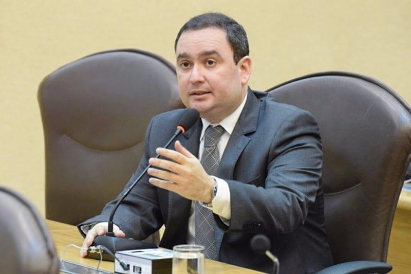 Deputado Gustavo Fernandes emite nota de pesar pelo falecimento do ex-deputado Patrício Júnior