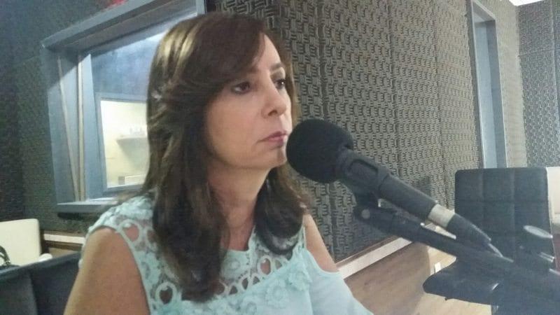 """Deputada Márcia Maia diz que """"não há alinhamento automático com a eleição de Carlos Eduardo"""""""