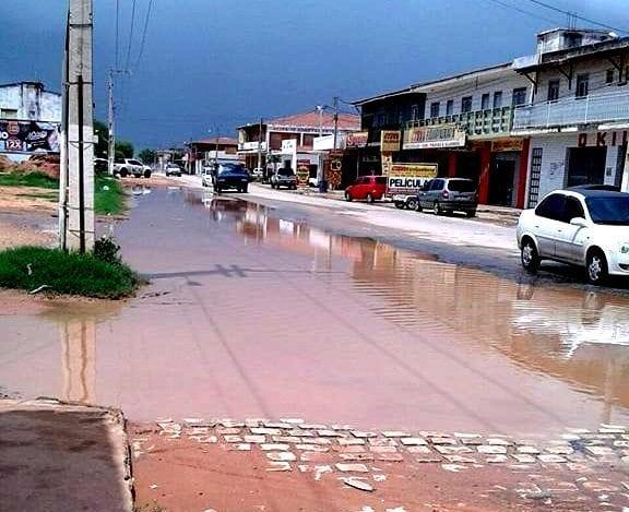 Deputado George Soares requer drenagem de trecho urbano da RN 0-16 em Assú