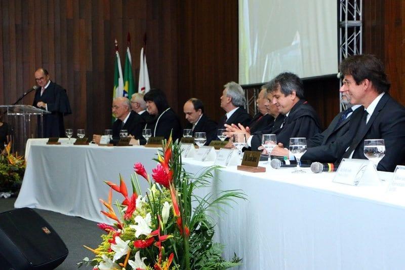 Governador participa da solenidade de posse dos 40 novos juízes do TJRN
