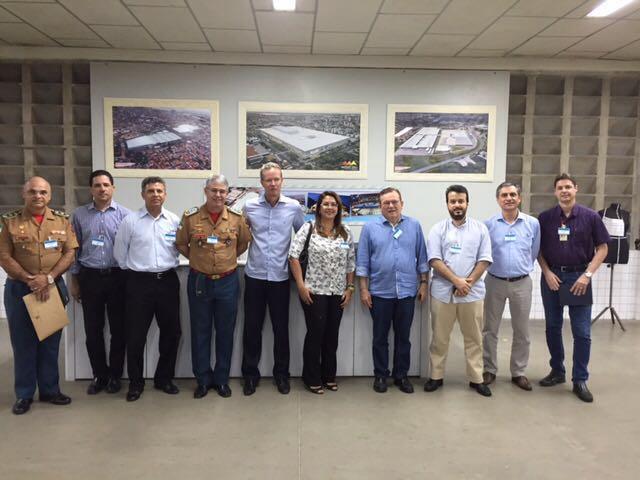 Prefeitura de São Gonçalo cede terreno para construção de quartel do Corpo de Bombeiros