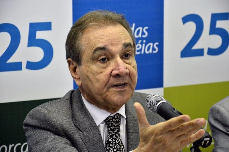 Ministro do STF determina quebra de sigilo do senador José Agripino e do deputado federal Felipe Maia