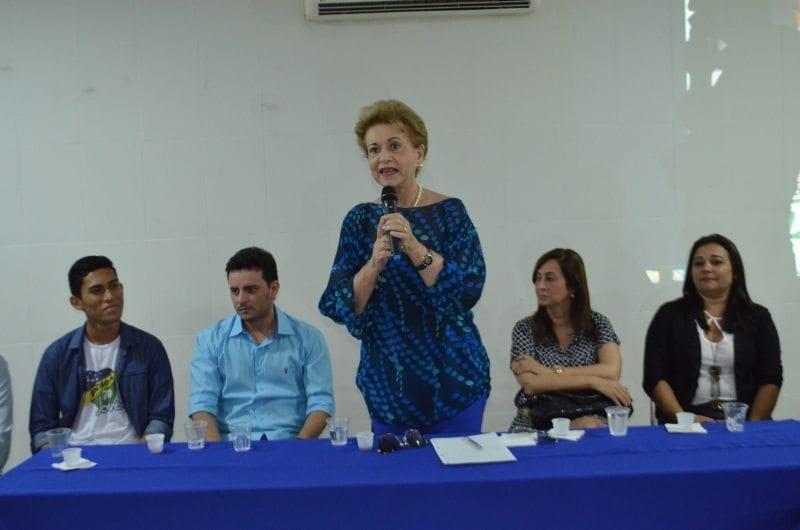 """Wilma de Faria: """"Com coragem, disposição e idealismo, sempre ajudarei o RN"""""""