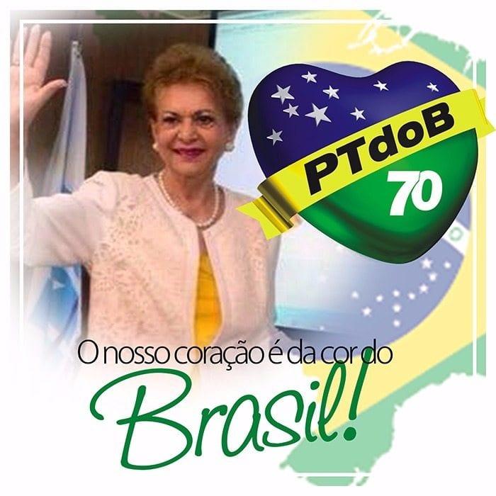 Wilma promove reunião do PTdoB pra discutir eleições municipais no RN