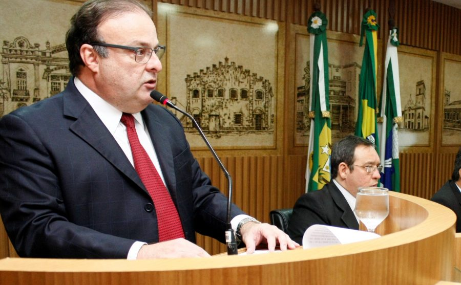 Vereador Paulinho Freire