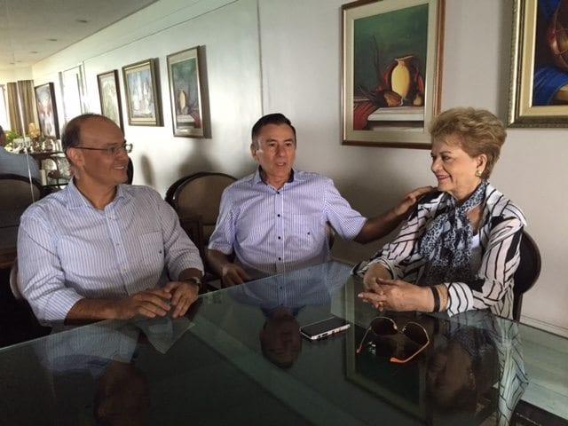 Ex-prefeito de Caicó Bibi Costa e vereador Alex Dantas se filiam ao PT do B