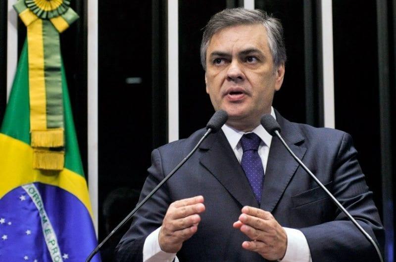Senador Cássio Cunha Lima   Foto:Geraldo Magela/Agência Senado