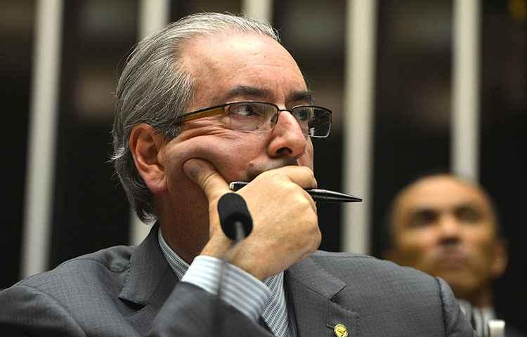 Deputado federal Eduardo Cunha foto: Valter Campanato/Agência Brasil