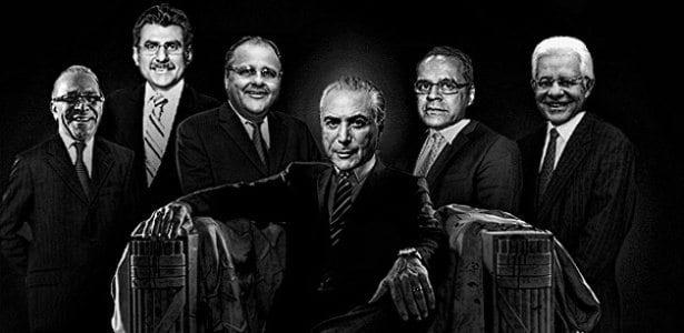 PF descobre propinas no exterior para grupo de Temer, Henrique Alves e Eduardo Cunha
