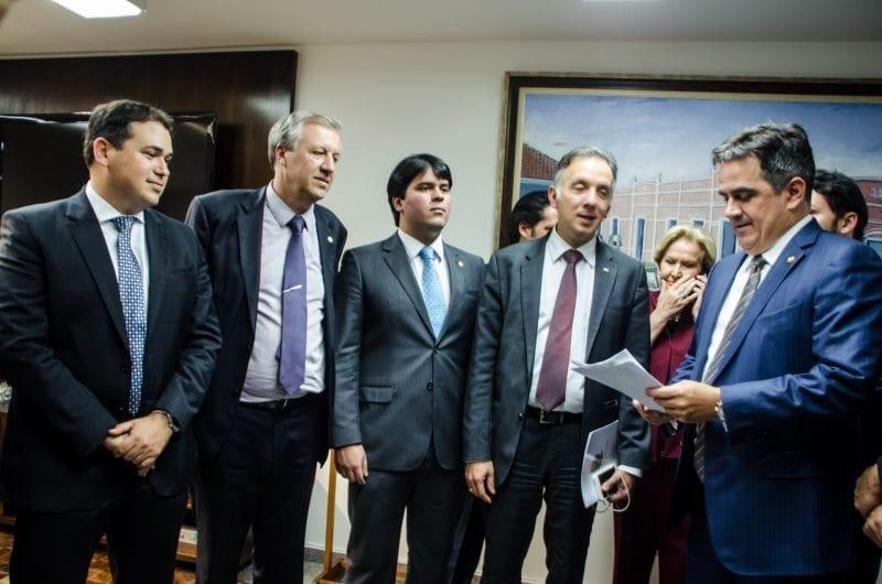 Beto Rosado acompanhará o PP na votação pelo Impeachment