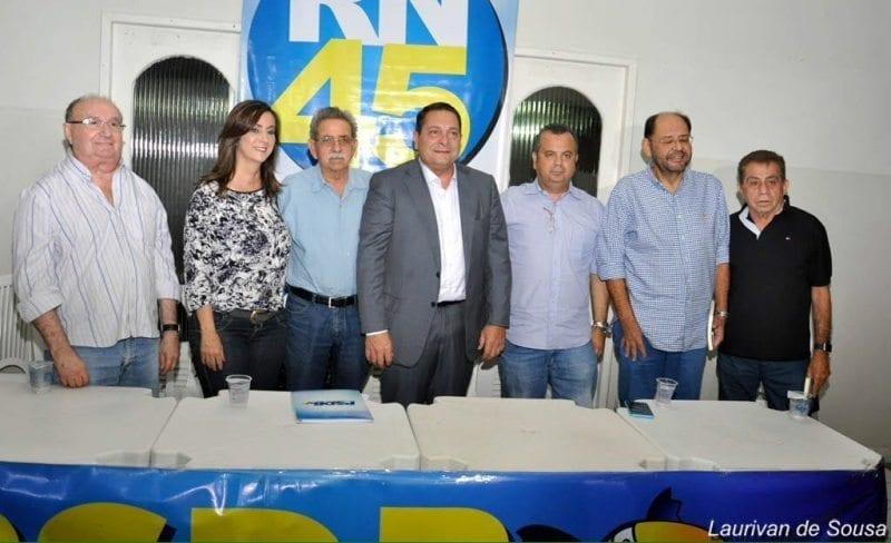 Ezequiel Ferreira enaltece musculatura e fortalecimento do PSDB para 2016
