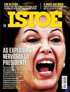 AGU pede inquérito sobre ofensa de revista Isto É a Dilma