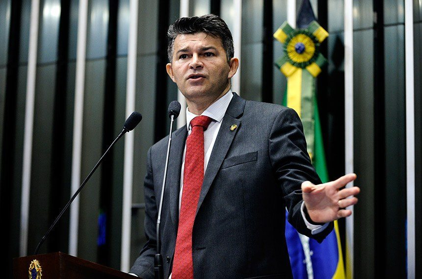 Senador José Medeiros  Foto: Moreira Mariz/Agência Senado
