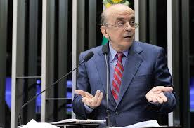 Senador José Serra FOTO: Geraldo Magela/Agência Senado