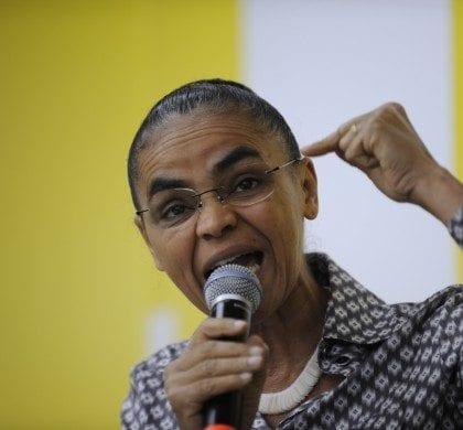 Ex-senadora Marina Silva Foto: Agência Brasil