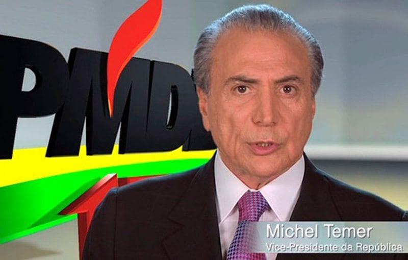Michel Temer prevê primeiro pronunciamento já na quinta-feira