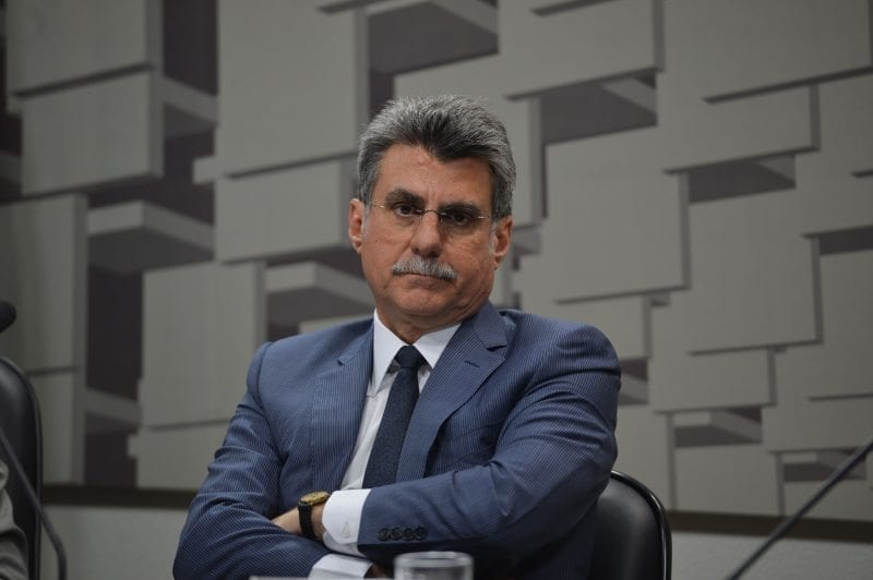 Senador Romero Jucá Foto: Fabio Rodrigues Pozzebom/ Agência Brasil